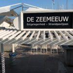 Restaurant Strandtent Muiderberg - Entree terras Zeemeeuw