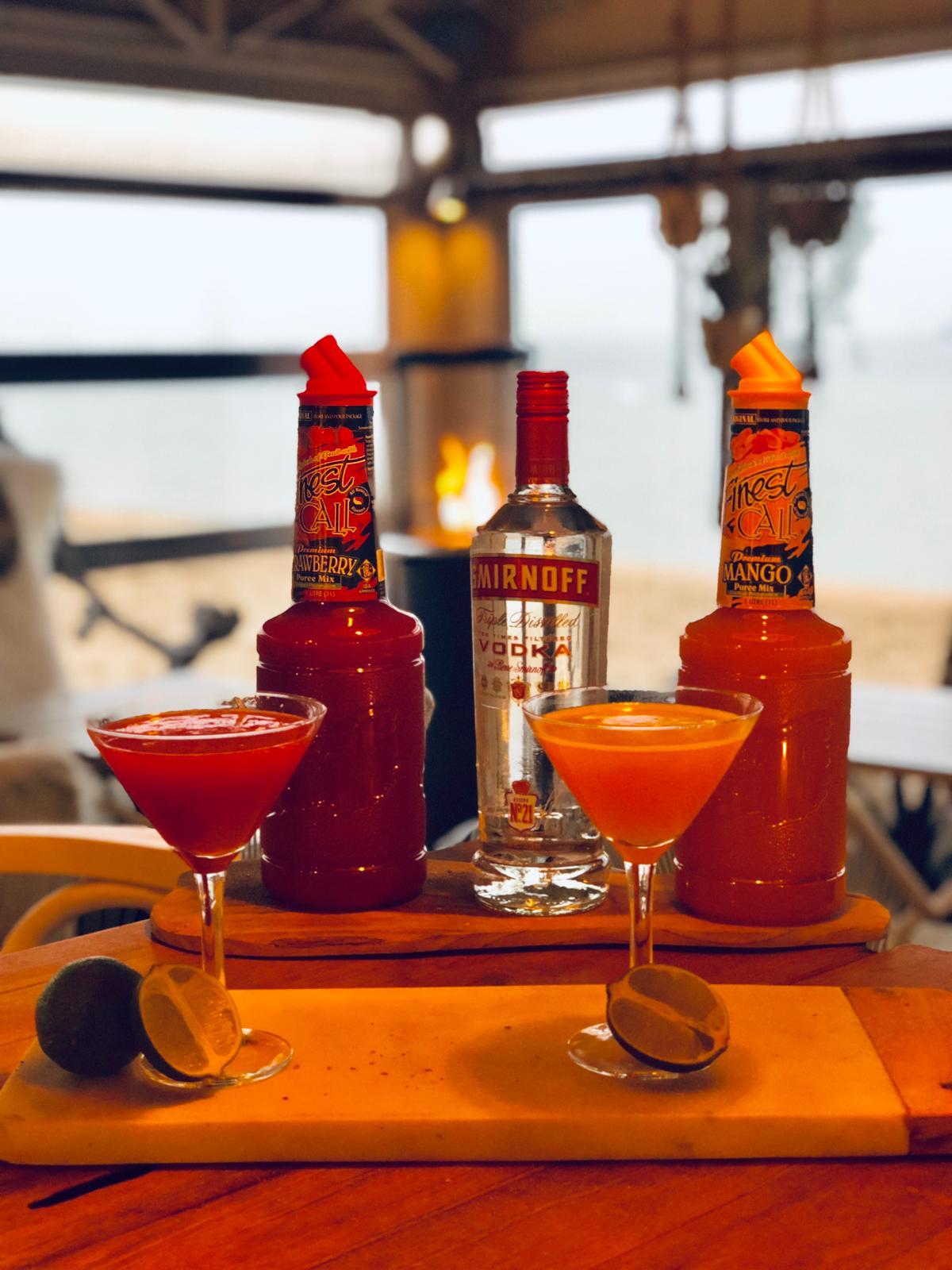 Restaurant Zeemeeuw Muiderberg Cocktails