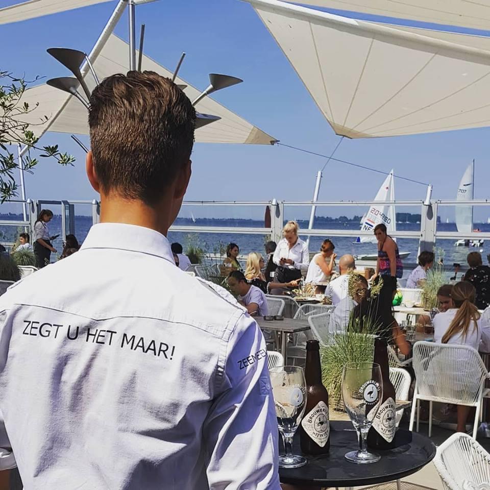 Restaurant Muiderberg - Strandpaviljoen Zeemeeuw