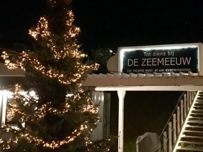 Restaurant Strandpaviljoen De Zeemeeuw Muiderberg - Kerst